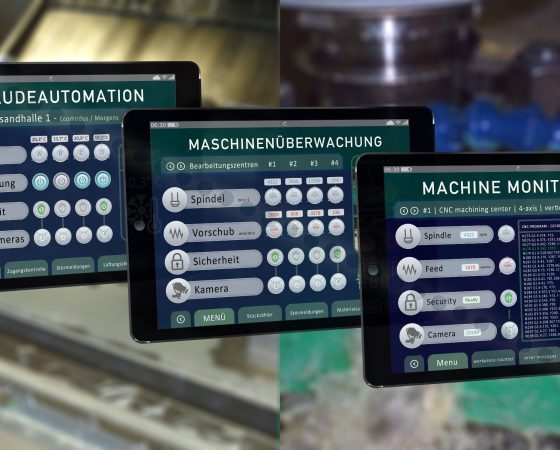 HMI-/ GUI-/ SCADA-/Visualisierung-/Programmierung